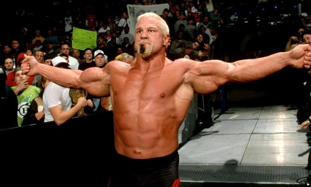 Scott Steiner rips Triple H, why he doesn't care about the WWE Hall Of Fame  | Wrestling News